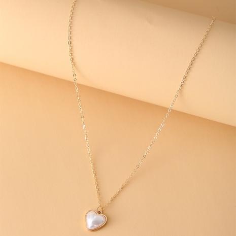 collier de perles artificielles rétro exquis de mode NHPJ318822's discount tags