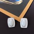 NHOM1469464-Center-oval-silver-needle-stud-earrings-22.7cm