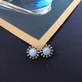 NHOM1469471-Little-Sun-Silver-Needle-Stud-Earrings-1.7cm