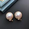 NHOM1469456-Round-Pearl-Small-Flower-Earrings-22.5cm