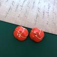 NHOM1469439-Square-persimmon-silver-needle-stud-earrings-2.2