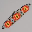 retro handmade beaded weaving couple bracelet NHGW318872