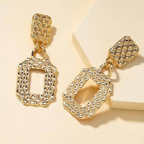 kreative Modeohrringe aus Metall NHQJ318894's discount tags
