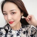 Little Daisy Shape Cute Earrings NHVA318977