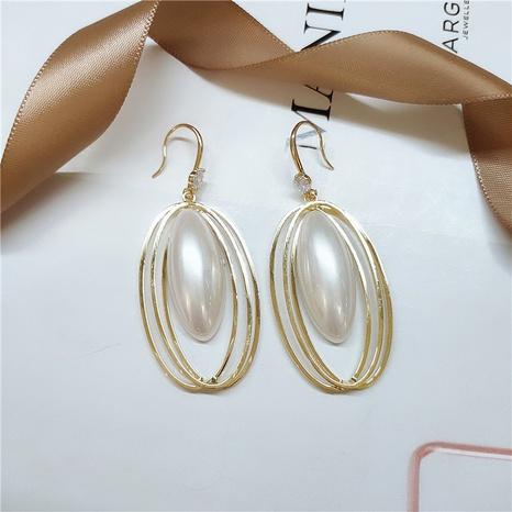 Boucles d'oreilles coréennes rétro NHVA319002's discount tags