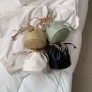 simple new trendy fashion chain bucket bag NHLH325832