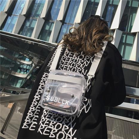 Sac bandoulière transparent à la mode NHTG325872's discount tags