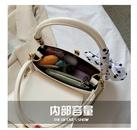Sac de foulard en soie portable de messager d39paule de chane de couleur de bonbon coren NHTG325893