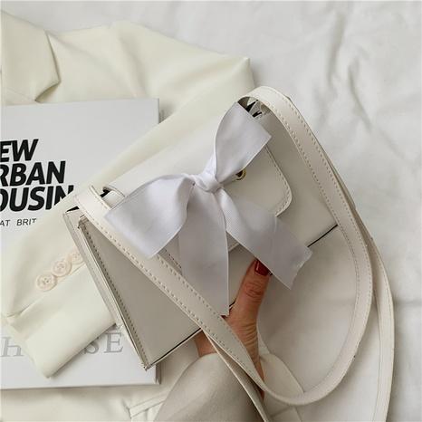 Petit sac à bandoulière carré coréen NHRU325940's discount tags