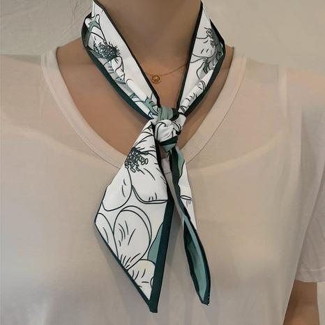 Korean retro bow tie headdress wholesale NHNA326464's discount tags