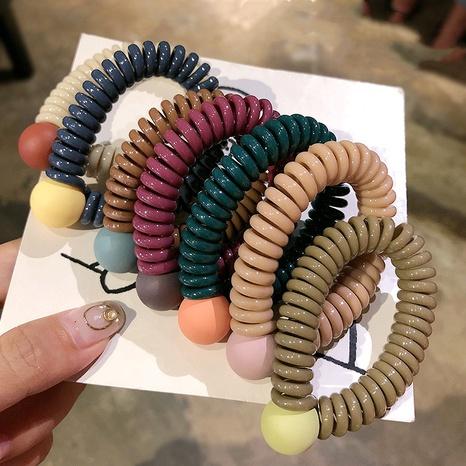 simple elegant phone line head rope set NHCU326257's discount tags