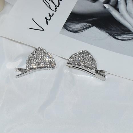 fashion cute cat ear hair clip wholesale NHNT326965's discount tags