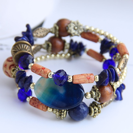 fashion Bohemian style multi-layer bracelet NHSC327041's discount tags