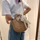 New simple fashion woven handbag NHWH327151