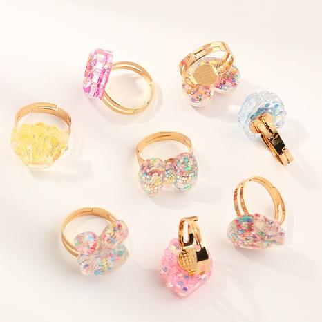 Mode kreative neue Ring-Set NHNU329130's discount tags