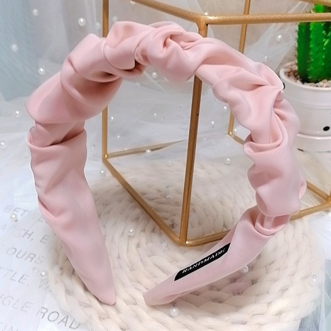Koreanische Mode trendige wilde einfache Stirnband NHWB327729's discount tags