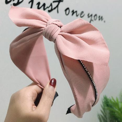 Kreatives Haarband der koreanischen Modebogen NHWB327735's discount tags