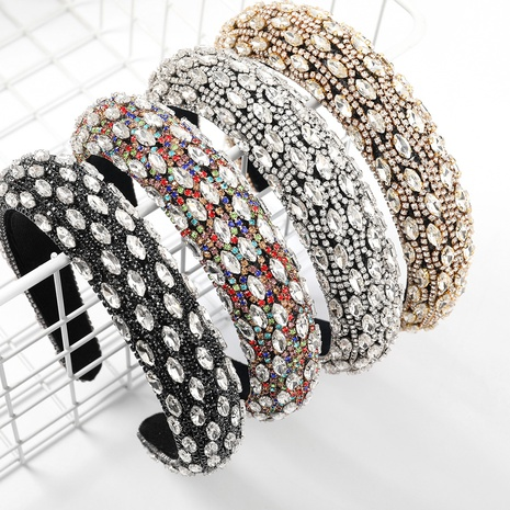 neues Mode Strass Stirnband NHJE327832's discount tags