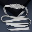 ceinture rtro en strass perle de style palace NHHS328158