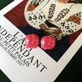 NHOM1513566-Rose-Red-Flower-925-Silver-Pin-Stud-Earrings-2.2