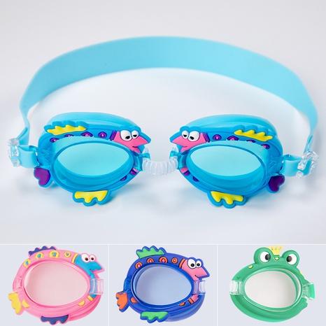 gafas de natación impermeables y antivaho para niños de cangrejo de dibujos animados NHWW328310's discount tags