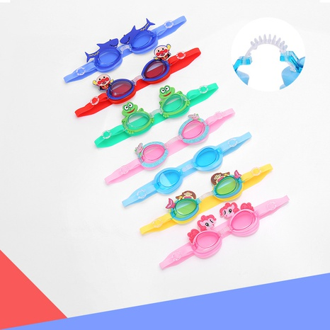 gafas de natación impermeables y antivaho para niños al por mayor NHWW328312's discount tags