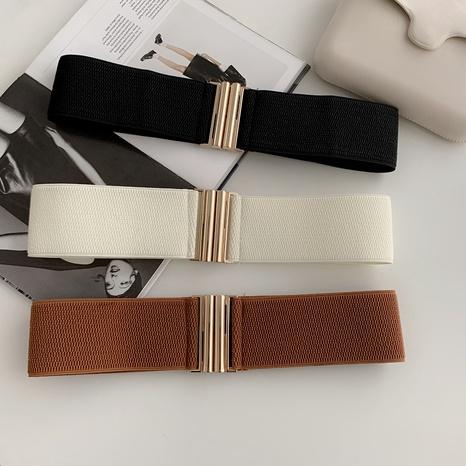 cinturón ancho de mujer elástica elástica de nueva moda NHWP328366's discount tags