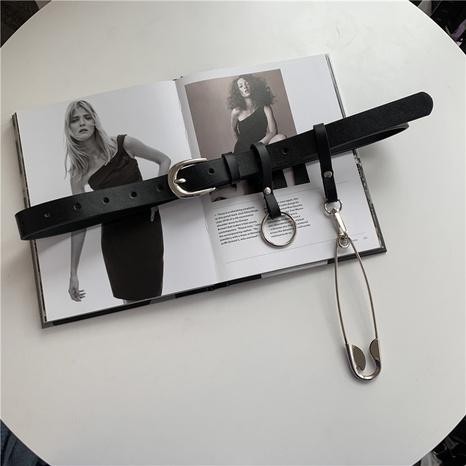 nuevo cinturón de moda simple NHWP328381's discount tags