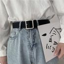 new korean fashion square belts NHWP328395