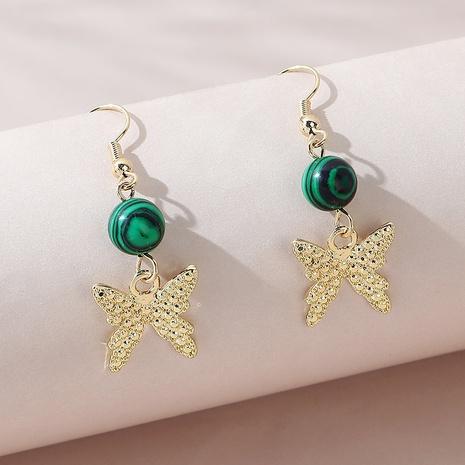 Pendientes de mariposa salvaje simples creativos coreanos NHPS328617's discount tags