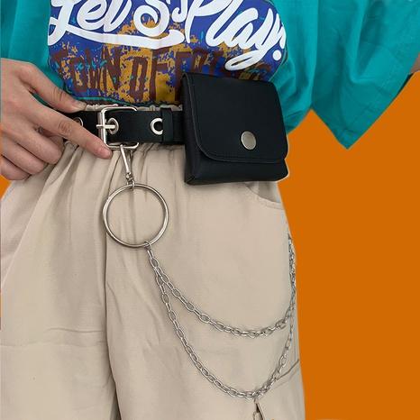 Mode einfache Hüfttasche Kettengürtel NHWP328385's discount tags