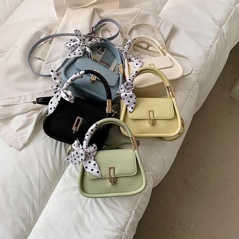 Bolso cuadrado portátil pequeño del bolso del mensajero de un solo hombro de la moda NHLH328650's discount tags