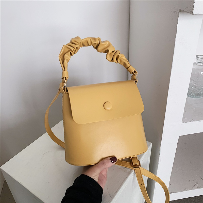 Sac portable de messager d39paule couleur bonbon coren NHTG328754
