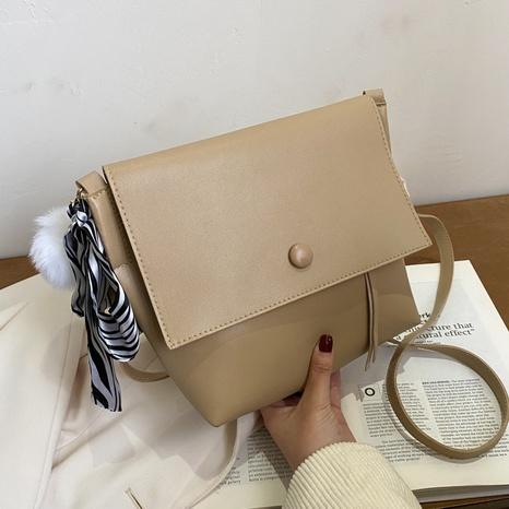Sac à bandoulière en soie coréenne NHRU328795's discount tags