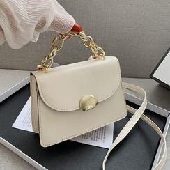 Lässige Schulter Messenger quadratische tragbare Tasche NHRU328812