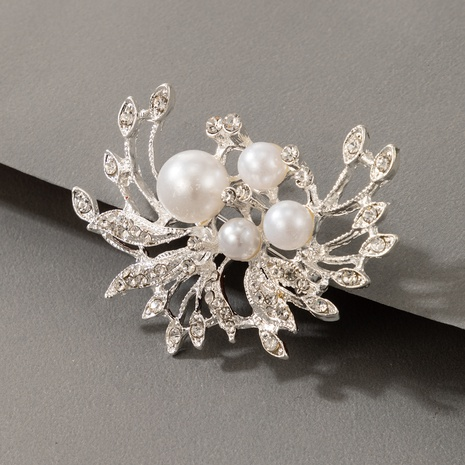 broche de perle de strass de mode NHGY328883's discount tags