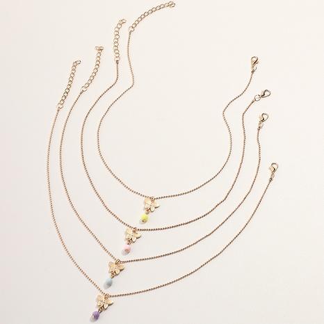 Collar de mariposa de moda coreana NHNU329771's discount tags