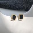 NHWB1518249-Black-~Pearl-Earrings