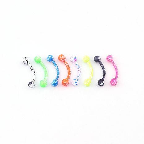 Farbe Schneeflocke Punkt Farbe kugelförmigen Augenbrauen Nagel NHEN329350's discount tags