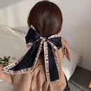Korea new fashion silk scarf hair ring NHCQ319086