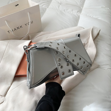 Fashion casual messenger bag handbag small square bag NHJZ319454's discount tags