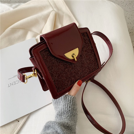 Fashion large-capacity shoulder bags small square bags NHJZ319467's discount tags