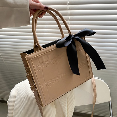 new trendy fashion messenger portable tote bag NHXC319487's discount tags