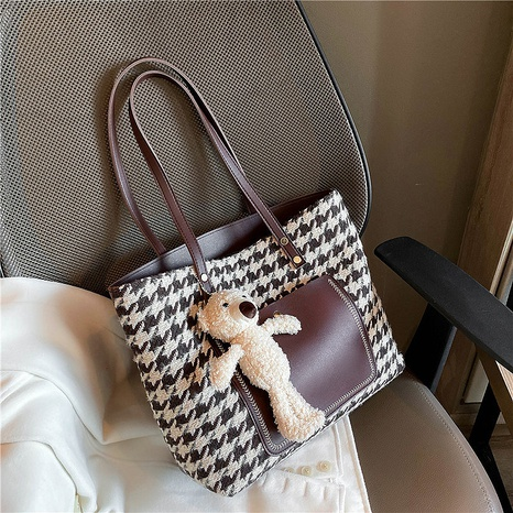 new wave fashion portable tote bag NHXC319515's discount tags