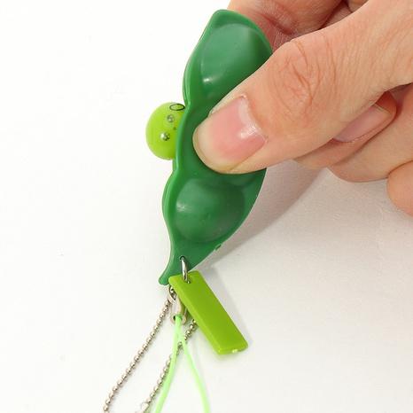 Vente en gros porte-clés haricot à pression NHNZ329747's discount tags