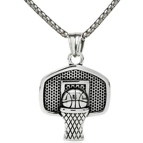 Hip Hop Basketball Box Halskette Großhandel NHACH329832's discount tags