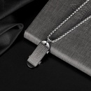Fashion scooter alloy necklace wholesale NHOP329489