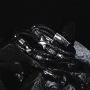 Fashion multilayer stainless steel bracelet NHOP329939