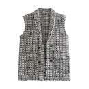 Gilet en tricot de mode en gros NHAM330405