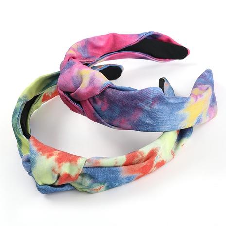 Kreative Mode Ölgemälde Farbe Stirnband NHJE319598's discount tags